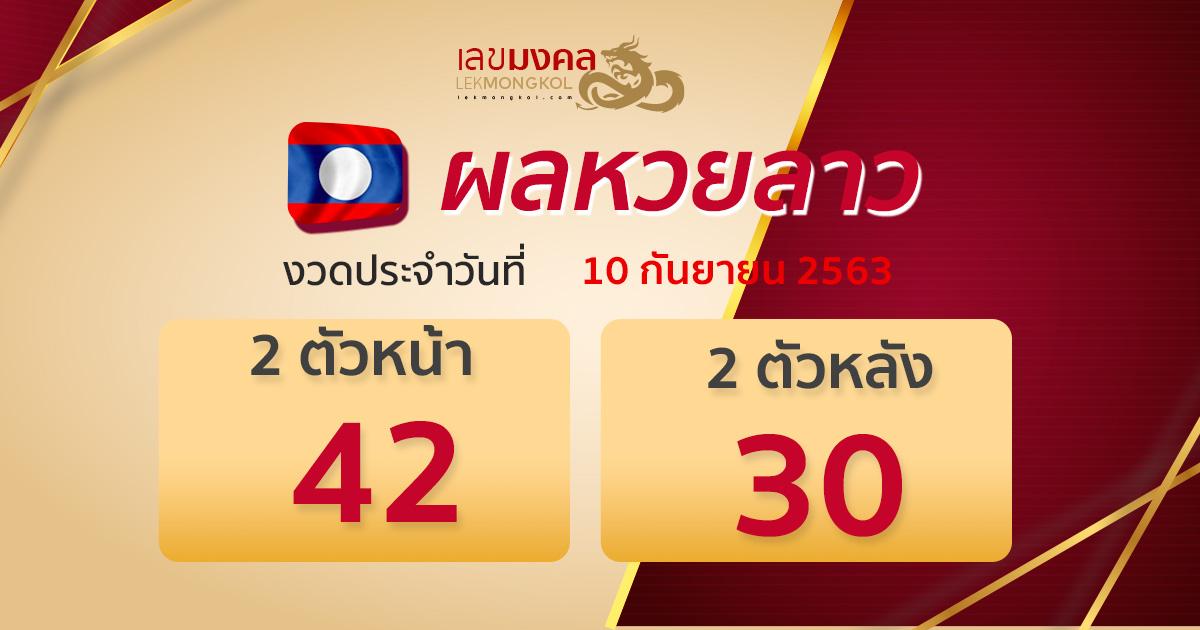 result-lotto-laos-100963
